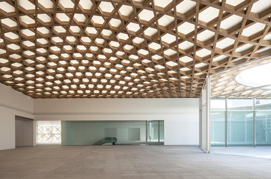 建築について   OPAMについて   大分県立美術館(OPAM)